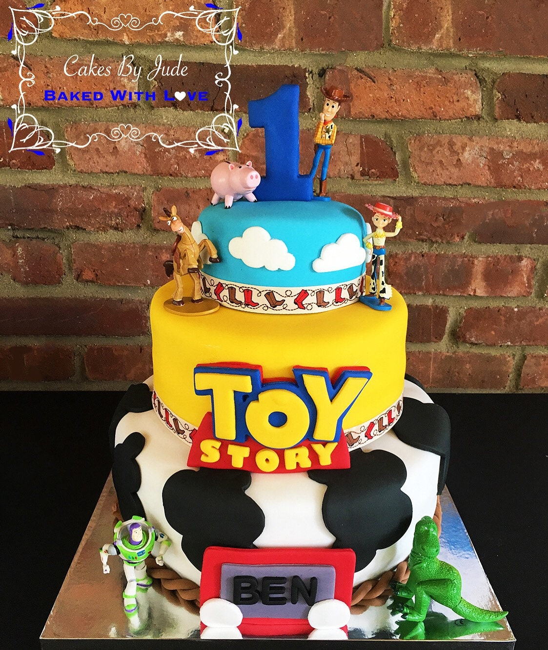 Minecraft Cake Toppers Walmart 85 Toy Story Birthday Publix