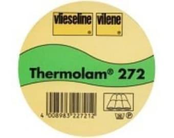 Thermolam white 1 m
