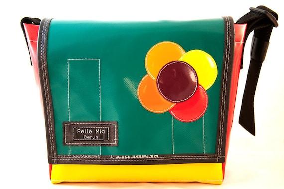Pelle Mia Messenger bag Anton-Saefkow