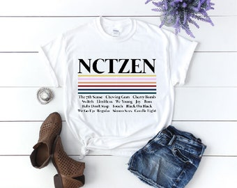 NCT Shirt NCT 127 T-Shirt NCT Dream Shirt Nct U T-shirt | Etsy