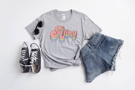 ATEEZ Seonghwa Naughty and Nice Printed T-Shirt KPOP Korean