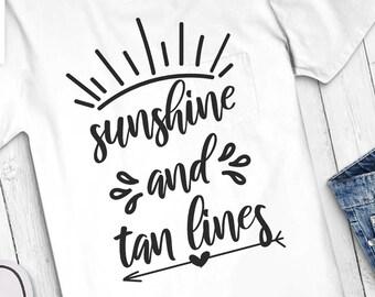 Half sun svg | Etsy