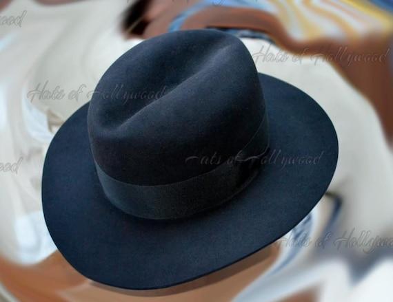 Western Homburg Custom Hat  9248f2e2d75