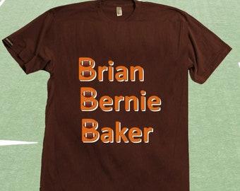 d7585dc4e54 BBB Cleveland Browns Baker Mayfield, Bernie Kosar, Brian Sipe Quarterback  T-shirt
