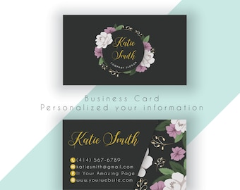 Arbonne business cards etsy personalized business card custom business cards update your brand logo business cards consultant business cards business cards pl37 colourmoves