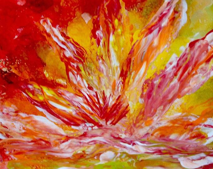 Inner Fire - 8 x 8 Print