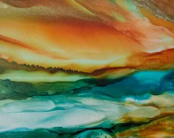 Tequila Sunrise - 8.5x11 Print