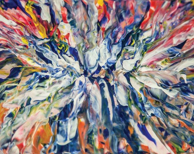 Firecracker - 8.5 x 11 Print