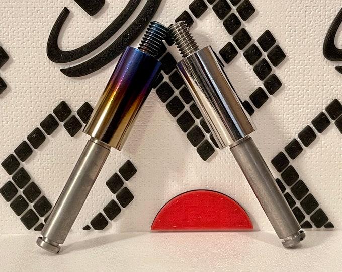 Buttercade x Murakumo titanium short shafts