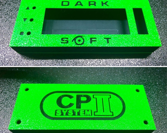 Darksoft LCD cover