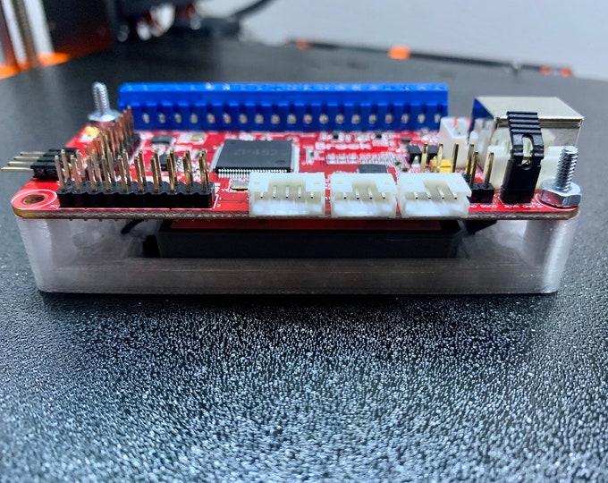Brook wireless fight board & battery mount