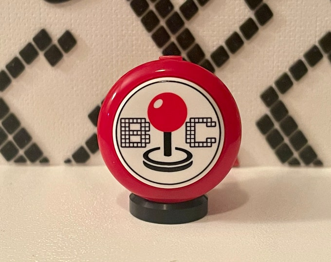 Buttercade x Sanwa button
