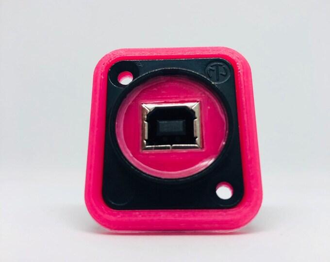Neutrik NA-USB surround and support
