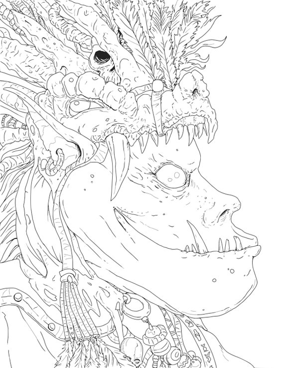 149 Best LineArt images | The neverending story, Coloring pages ... | 738x570