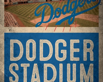 photograph regarding Dodgers Printable Schedule identified as Dodgers printable Etsy