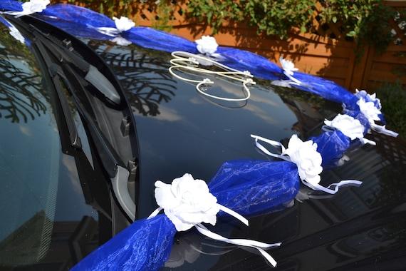 Grosshandel Schone Heisse Hochzeit Auto Dekoration Kunstliche Blumen
