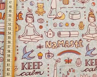 """Jersey """"Namaste"""" by Lillestoff"""