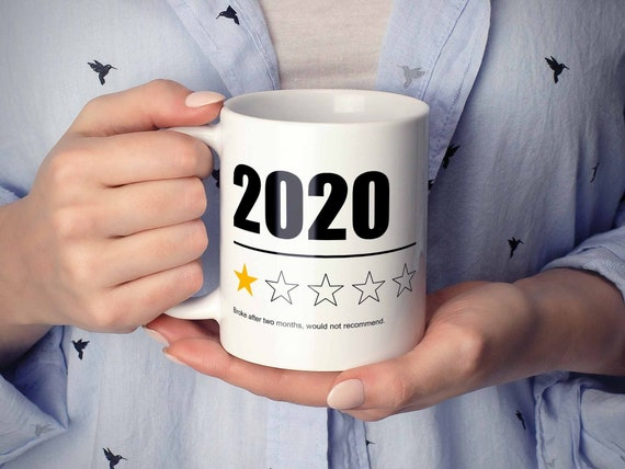 2020 Broke After Two Months Would Not Recommend Coffee Mug Etsy