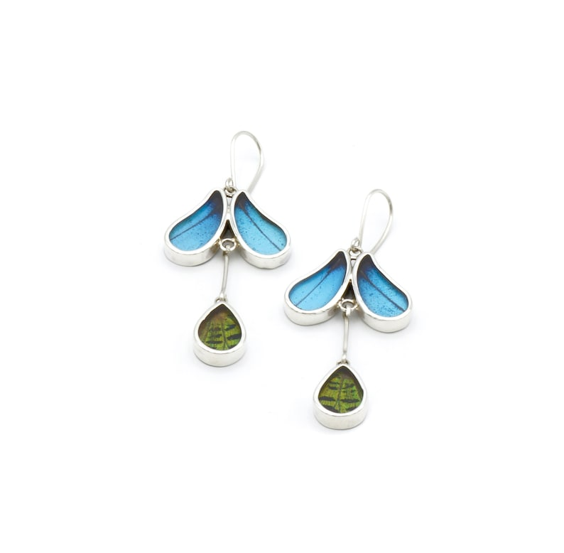 Sterling silver silver 950 925 Ripheus Women Earrings with sterling silver Modern Design Unique gift Luxury Earrings