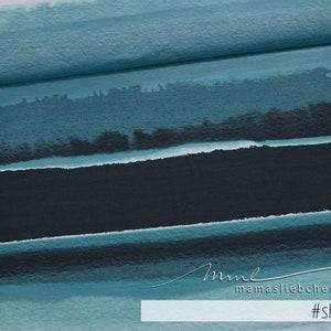 5 yds 50yds  Heavy Duty /& Thick Deep Grayish Blue  Smoke Blue and Khaki Stripe Grosgrain Ribbon Binding Tape GR13 38 inch  10mm wide
