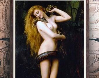 Caesar recommend best of antique art wiccan erotica