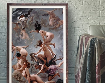 Nathanael recommend best of wiccan art erotica antique