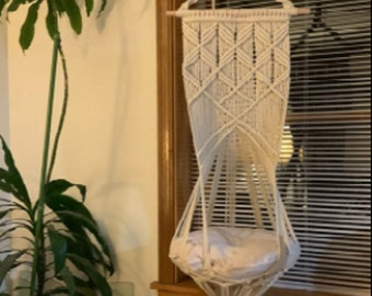 Macrame cat Hammock, Cat Bed, Pet Hammocks Dog Bed, Hanging Cat bed, Macrame Cat Swing Hanger Floating cat hammock - Labour Day Sale