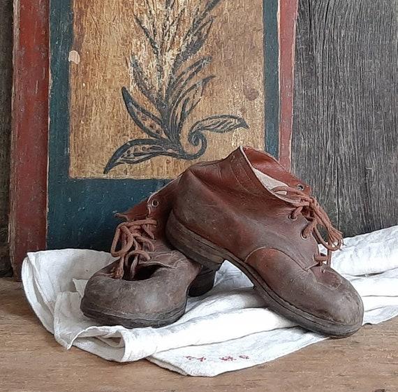 Rar! antique kids shoes*Antique children's shoes..