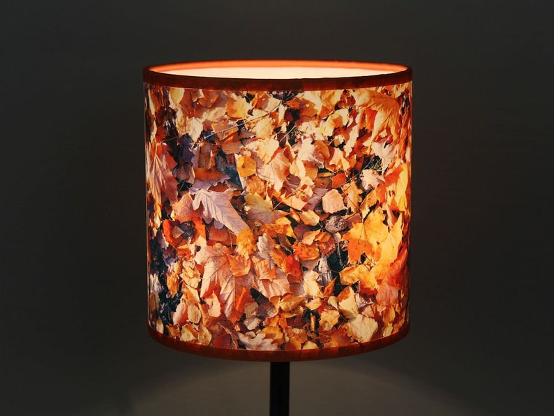 Lamp Colours of autumn S lamp for bedroom living image 0