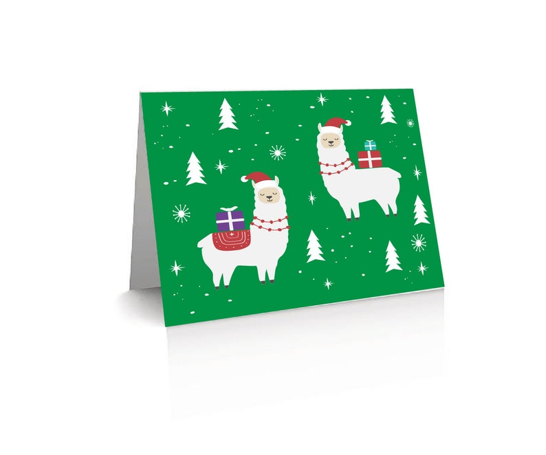 dxf Christmas llama SVG cute llama svg llama in santa hat llama svg eps clipart christmas svg printable christmas decor png