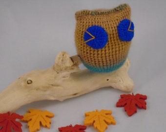 It\'s A Hoot: An Owl Pincushion Pattern | Etsy