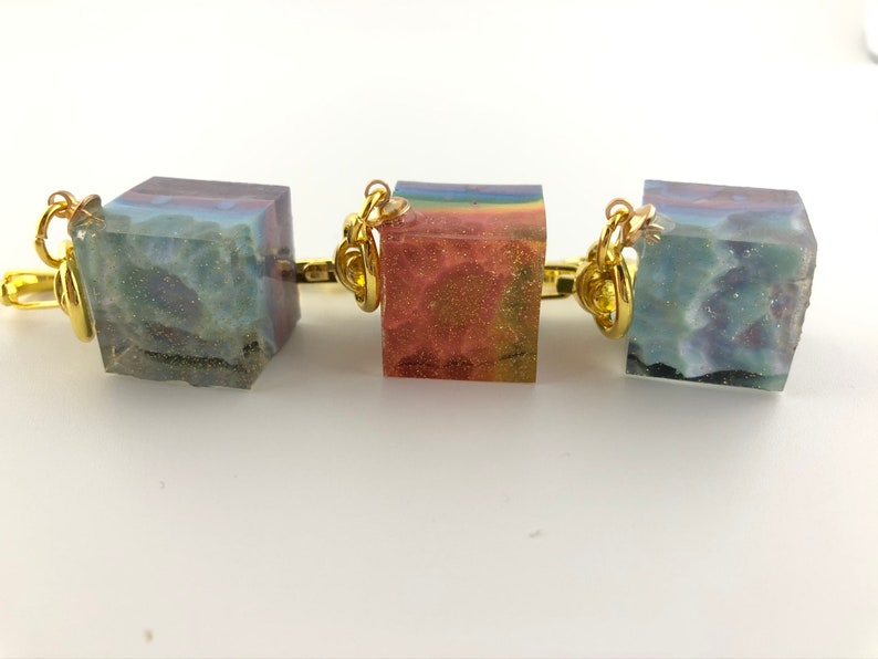 Uv Resin Moutain Charms