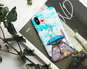 Howls Moving Castle case Samsung Galaxy Note 10 S10 S9 case