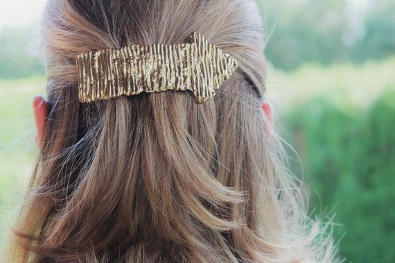 DOLCE VITA –  Vintage Arrow Hair Barrette / Hair J