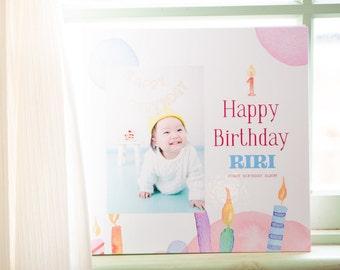 First Birthday Album