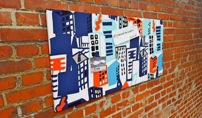Pinboard Pinnboard street art City Design Colorful image 0