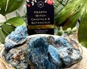 Apatite Rough Mine Cut Stones Crystals Small 3-4cm & Large 4-5cm Inspiration Motivation