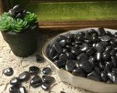 Hematite Chips - Small 1cm Sones - Healing, Grounding, Divination - Saturn Fire - Crystal
