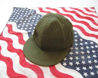 6 3 8 vintage era vietnam war 1960 s US army hot weather field cap baseball cap  military uniform a53b9e5610de