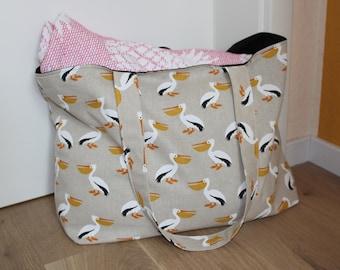 Beach bag / market bag Markusta Pelikan