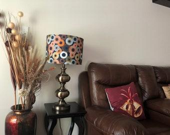 DIY Lampshade Making Fabric Lampshade Styrene Cover Lining, Lampshade Fabric  45'' X 10 '' Decorative Fabric Lampshade