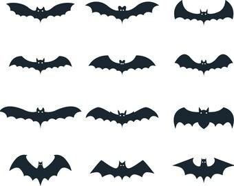 photograph about Bat Printable identified as Bat printable Etsy