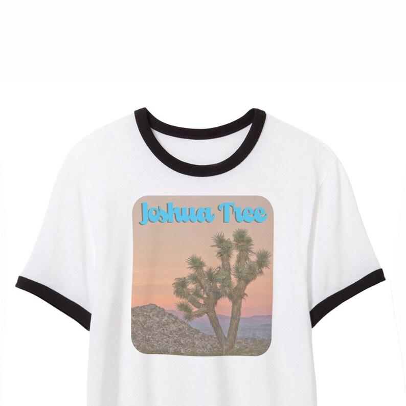 de620d594f9c3 Joshua Tree Vintage Style Graphic Shirt Outdoors Tshirts
