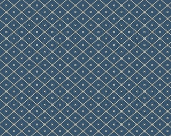 Noble Fabric, Blue, Marcus Brothers