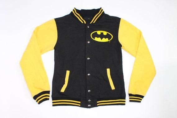 Batman varsity jacket Superhero jacket cartoon jac