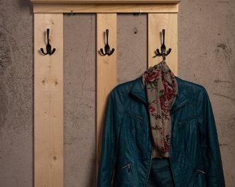 Wardrobe made of pallets LinoRobe