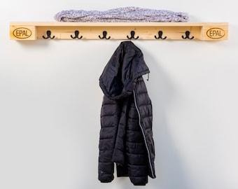 Wardrobe in pallets MiniLinoRobe