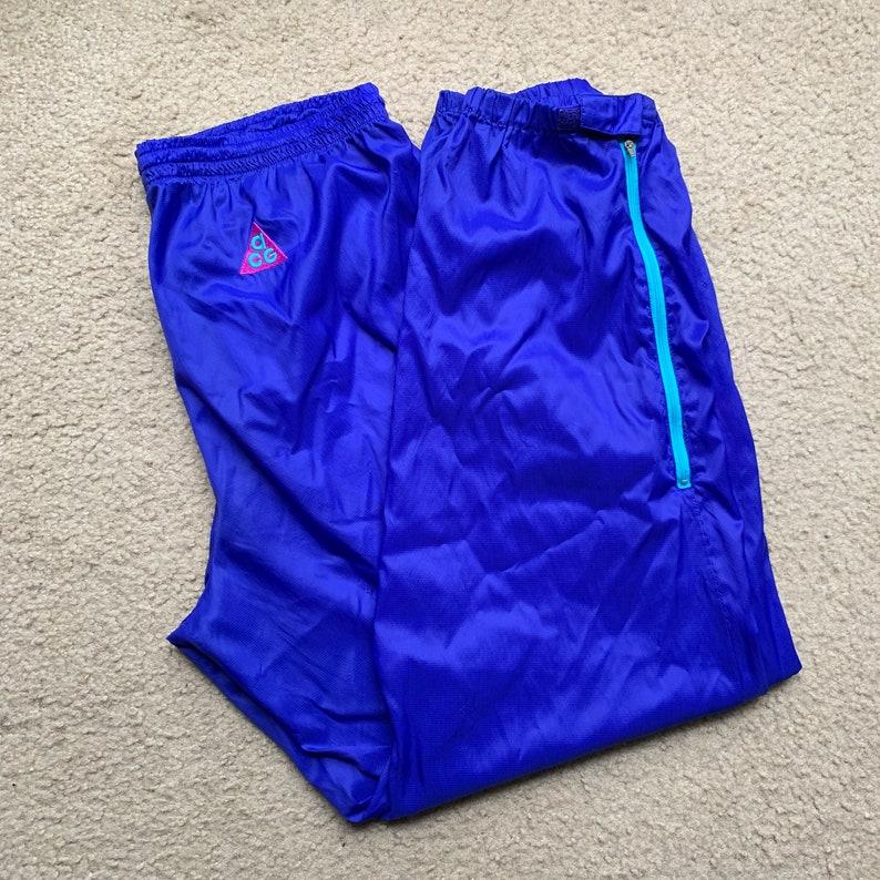 4c22dc3b11ffc Vintage Nike ACG sweatpants