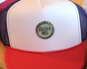 4480650e580 Paul Cote  designed Trucker Cap for the golden age!