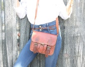 woman's and men's leather messenger leather messenger bag, leather shoulder bag, leather computer bag, leather satchel, leather satchel